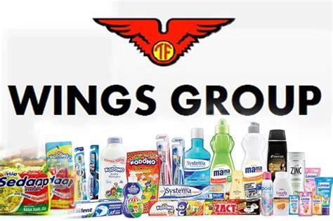 Wings Sabun perjalanan perusahaan wings