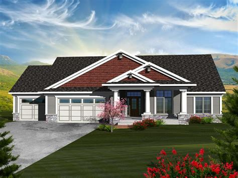 large ranch drawings and plans millidgeville waterfront ranch house plans unique ranch home plan for a