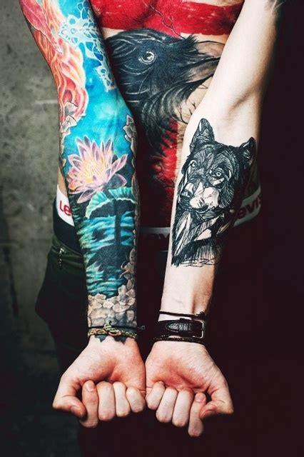 яркие рукава 7 фото татуировки татушка