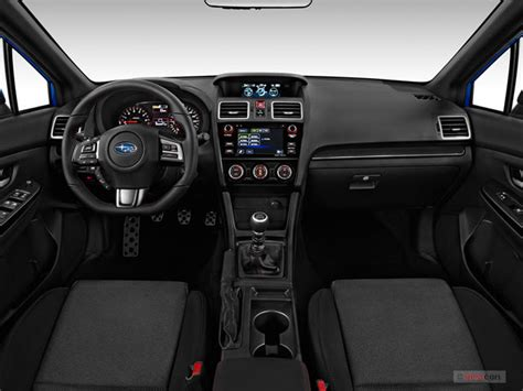 subaru wrx interior 2018 2018 subaru wrx pictures dashboard u s news world report