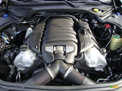 Porsche Panamera Engine by 2010 Porsche Panamera 4s 4 8 Liter Dfi Dohc 32 Valve
