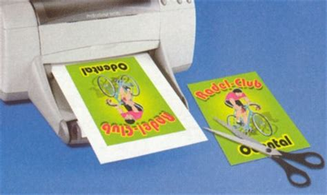 Etiketten Drucken Und Schneiden Mit Einem Gerät by T Shirtfolie F 252 R Dunkle Textilien