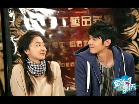 film love on that day mario maurer quot love on that day quot chinese movie mv