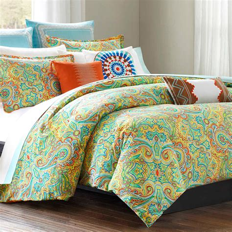 twin bed comforter sets beacon s paisley twin xl comforter set duvet style free shipping