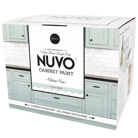 nuvo coconut espresso cabinet paint kit nuvo coconut espresso cabinet paint kit giani inc