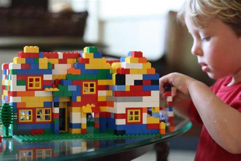 Johnson Jot: Our Lego House
