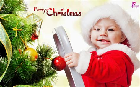 cute christmas wishes wallpapers for kids with quotes