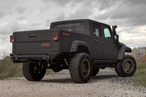 jeep bandit dream garage starwood customs bandit essential style