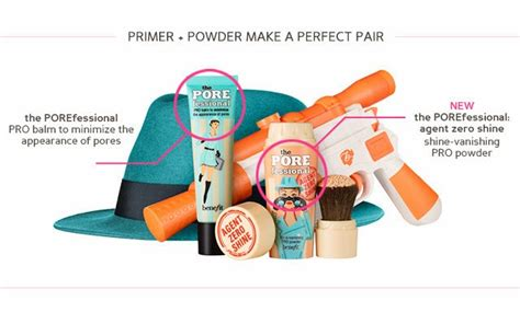 Makeup Benefit Malaysia benefit cosmetics malaysia the porefessional gt