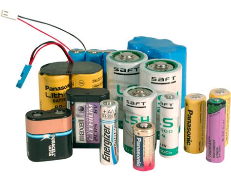 Shelf Of Lithium Batteries by Lithium Batteries