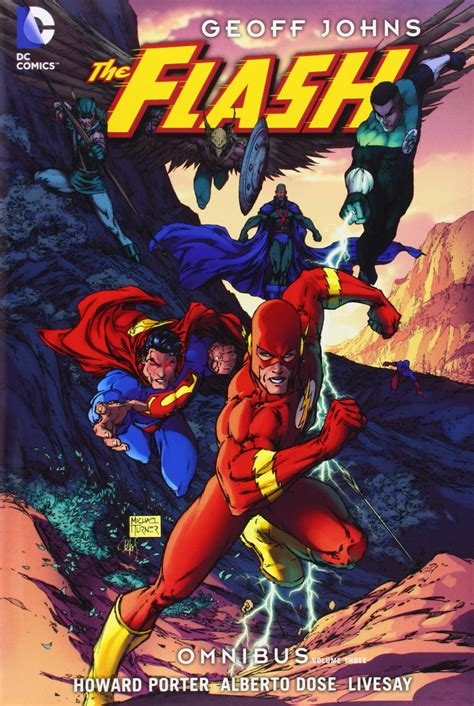 The Flash By Geoff Johns Book 1 Tp Komik Comic Dc Book Us dc comics convergence spoilers speed 1 brings wally west the flash as family back