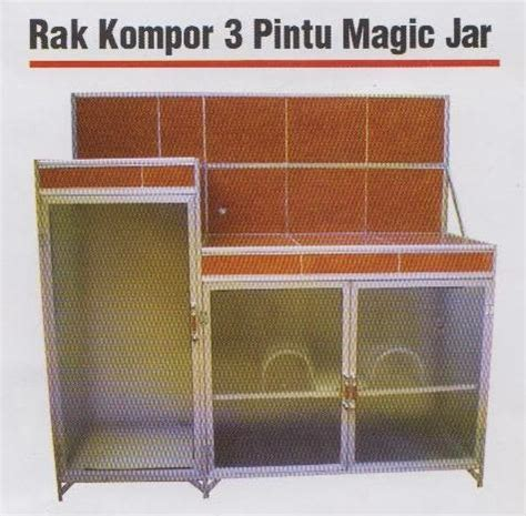 Rak Piring Magic 2 Pintu hary s furniture toko furniture aluminium