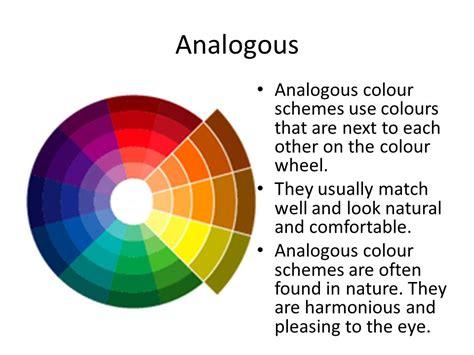 color exles 90 analogous color wheel color schemes exles scheme