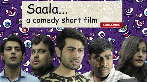 comedy film youtube hindi saala a comedy short film goran the bolt comedy