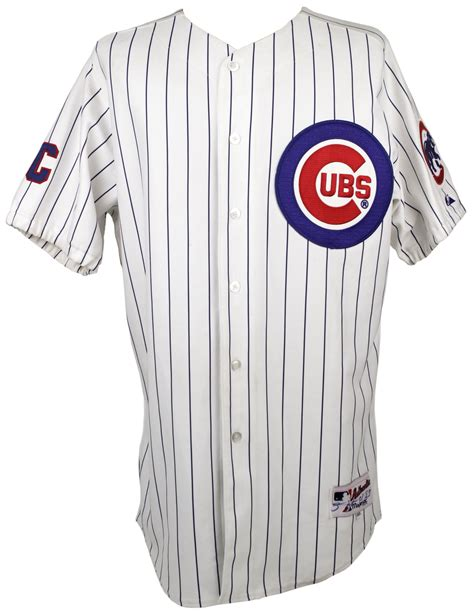 lot detail 2001 sammy sosa chicago cubs worn home