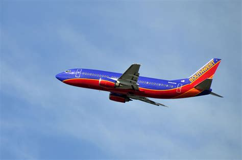 class  southwest airlines