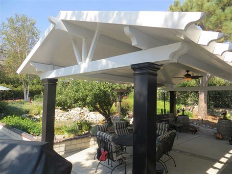California Patios by Alumawood Patio Covers C H Gardens Artistic Landscape