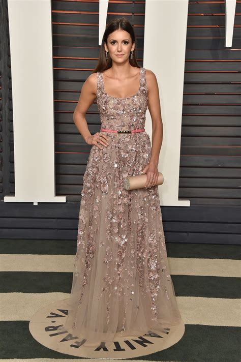Vanity Fair Oscars dobrev at vanity fair oscar 2016 in beverly