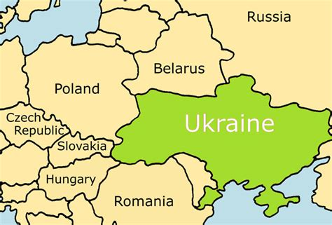 russia neighbours map travel ukraine recommendations getting here by land