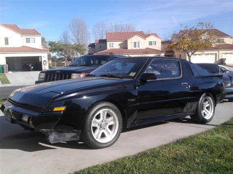 chrysler conquest 1987 1987 chrysler conquest overview cargurus