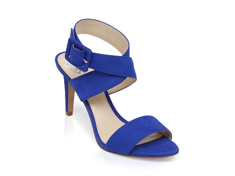 blue high sandals royal blue high heel sandals boots and heels 2017