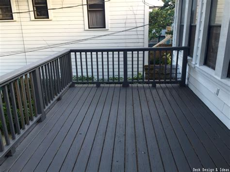 popular deck colors best deck paint for old decks pictures to pin on pinterest