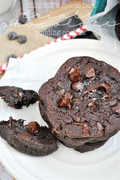 special dark chocolates online chocolate cookies in hershey s special dark triple chocolate pudding cookies