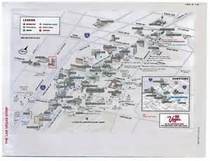 Las Vegas City Map by Conferences