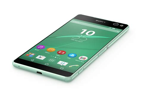 Depan Sony Xperia C5 E5563 điện thoại sony xperia c5 ultra dual e5563 sony center