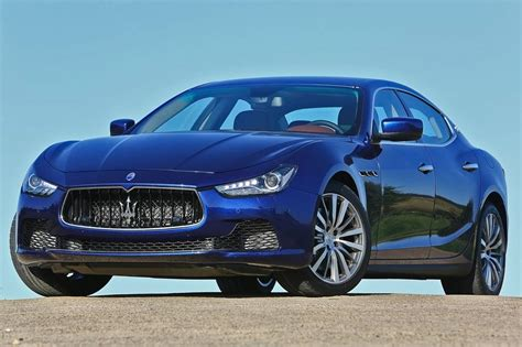 Maserati Price Used by Used 2015 Maserati Ghibli For Sale Pricing Features