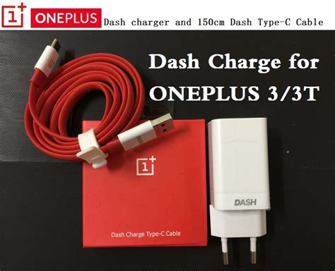 Oneplus Original Charger For One Plus 5 Dash Charging original oneplus three t eu 5v 4a dash charger power