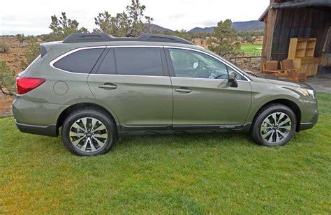 subaru outback 2015 test drive 2015 subaru outback test drive nikjmiles