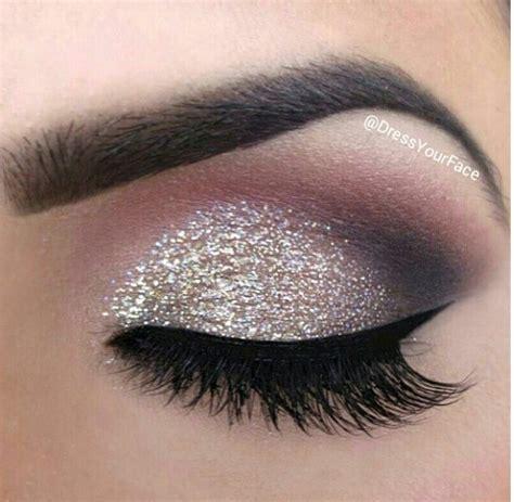 Make Up Glitter Charming Glitter Eye Makeup 2016