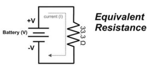 part g what is the equivalent resistance of the resistor network g5c04 series and parallel components ham radio school