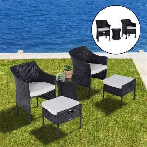 patio chair with nesting ottoman patio set with nesting ottoman patio ideas