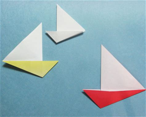 Yacht Origami - origami yacht 187 how to origami easy origami at