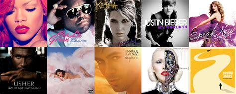 Pop Cd the best pop albums of 2010 popsugar entertainment