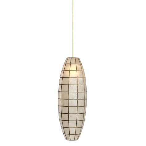 Capiz Pendant Light Capiz Shell Ceiling Pendants At 1stdibs