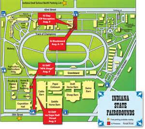 Indiana State Fair Map by Map Of Indiana State Fairgrounds Music Search Engine At