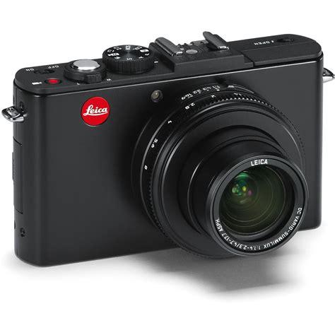 Leica D 3 Ultracompact Digicam Packs In 10 Megapixels by Leica D 6 Digital Matte Black 18461 B H Photo