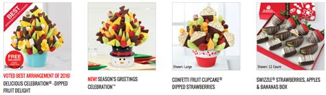 Edible Arrangements Gift Card - edible arrangements 50 gift card giveaway holiday promo codes my dallas mommy