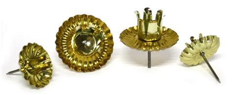 kerzenhalter 50mm kerzenhalter zum stecken 50 mm gold adventskranz stecker