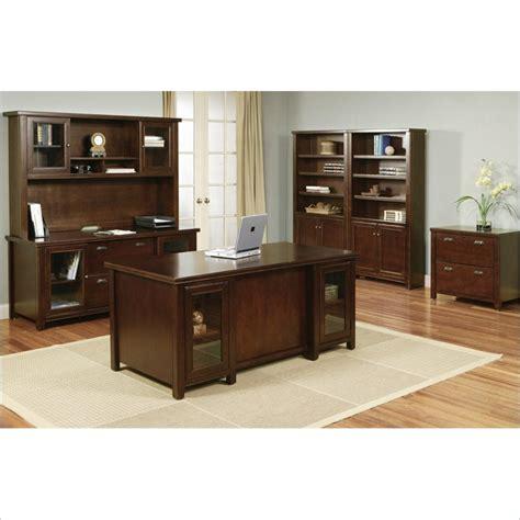 martin furniture tribeca loft office set tlc680 689