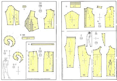 pattern making system come sew lutterloh with me making a pattern