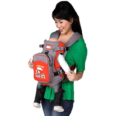 Tas Ransel Gendongan Bayi gendongan bayi ransel dwi fungsi tas karaya