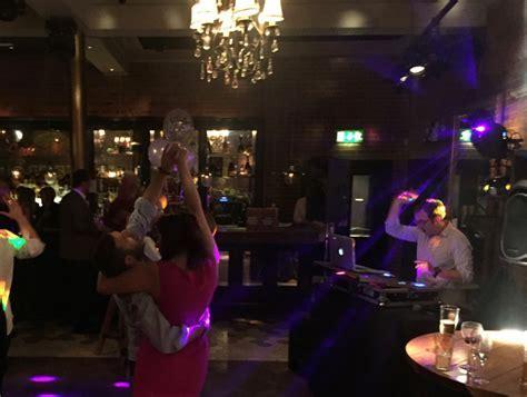 Revolution Richmond, Surrey Wedding DJ Review