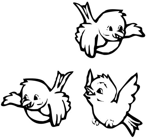 preschool coloring pages birds free preschool coloring pages birds murderthestout
