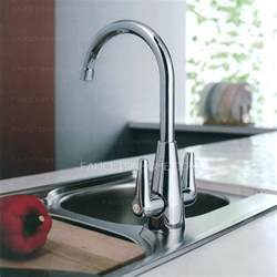 rate kitchen faucets best rated kitchen faucet of two holes two handles