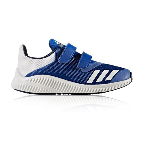 adidas fortarun velcro boys running shoes collegiate royal footwear white collegiate