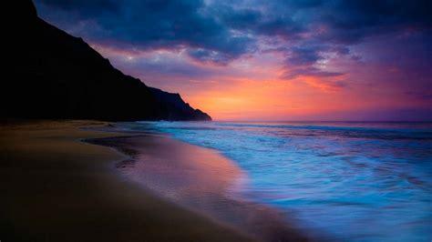 fondo pantalla bonita noche mar 100 im 225 genes en hd para fondo de pantalla playas y mar